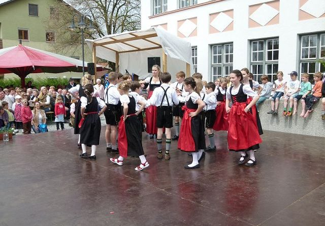 Kindertanzgruppe – Reloaded