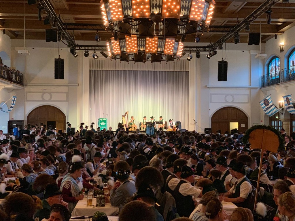 125 Jahr Feier des G.T.E.V Chiemgauer München