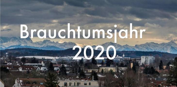 Brauchtumsjahr 2020